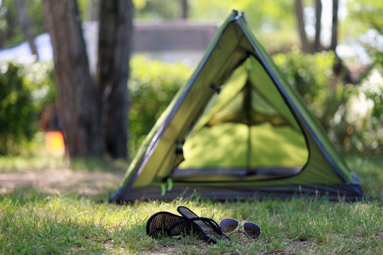 Camping Zrmanja River Croatia