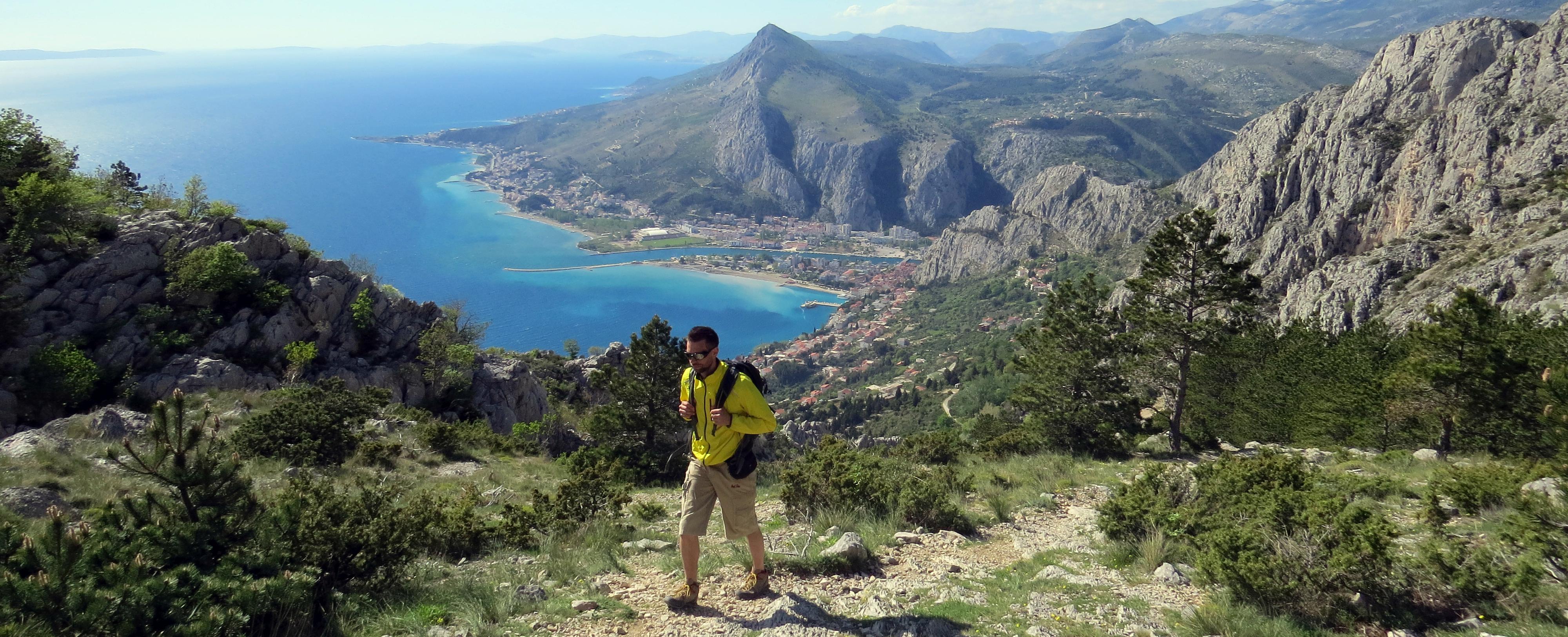 Hiking Tours Croatia, Mt Omiska Dinara