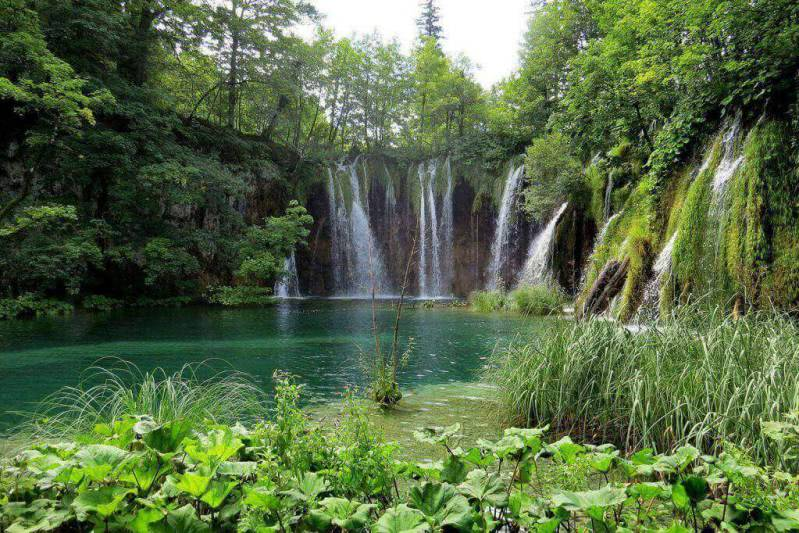 Walking Tour Plitvice Lakes National Park, Croatia