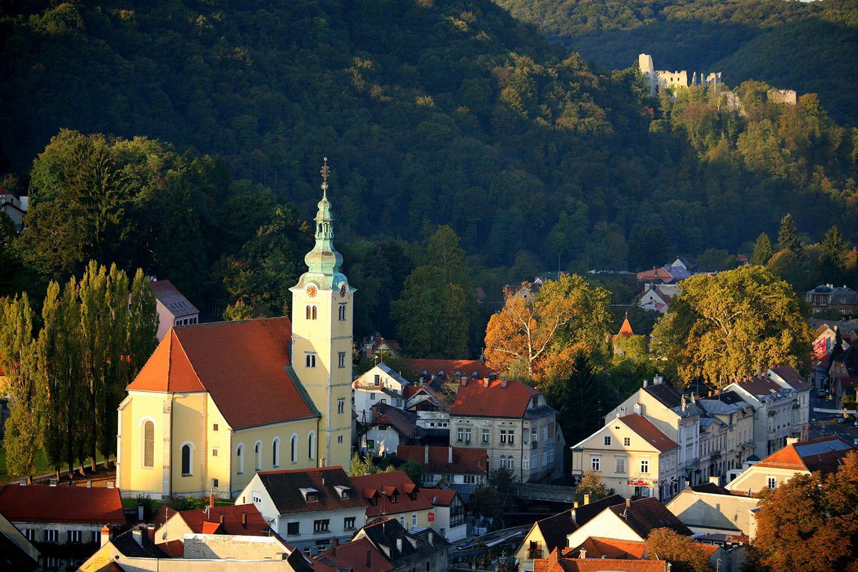 Samobor town, adventure trips Croatia