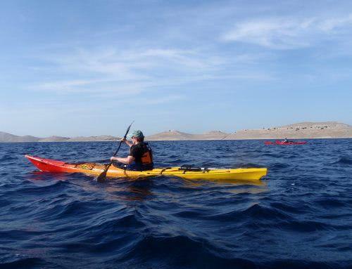 SEA KAYAKING KORNATI ISLANDS NATIONAL PARK