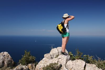 Croatia National Park Hiking Tour