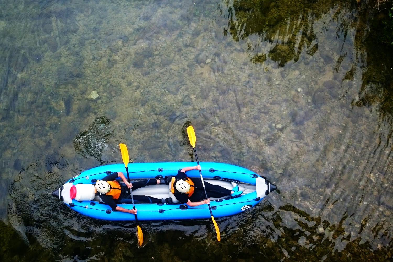 Sava River Kayaking Trip, Zagreb, Croatia