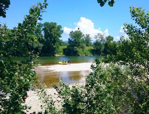 NEW ADVENTURE IN ZAGREB, 2017 – Sava River Kayaking