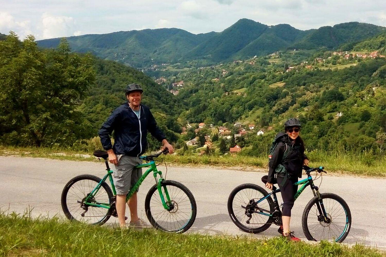 Plesivica Wine Road Cycling Croatia