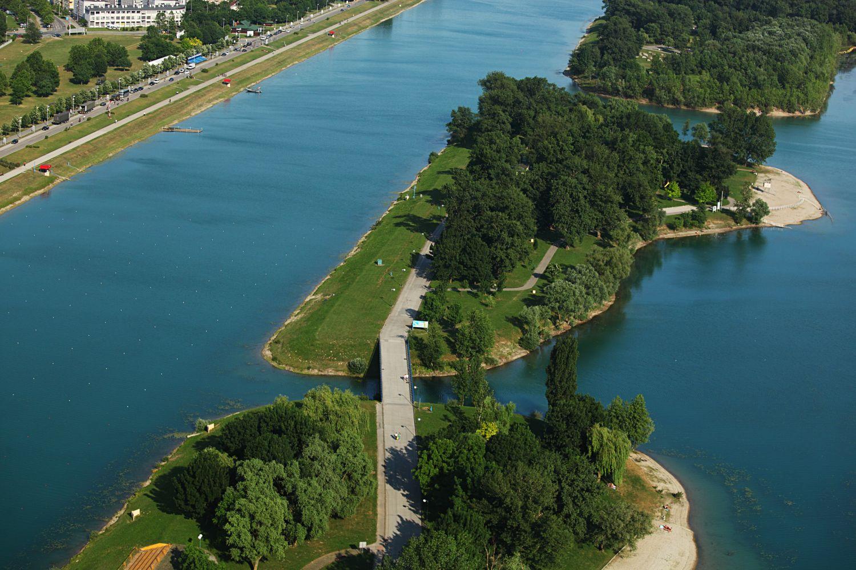 Jarun Lake Adventure Tour Zagreb