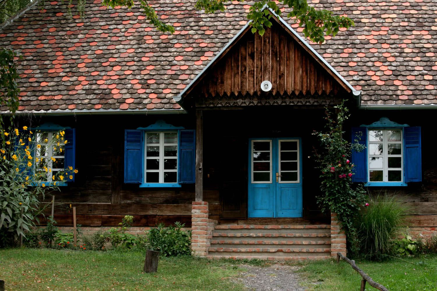 Hiking Croatia Village in Zagreb Surroundings