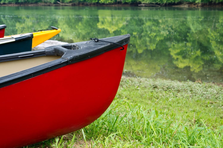 Canoe Zagreb Lake