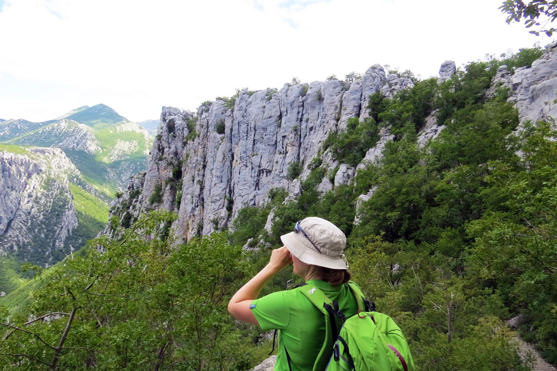 Hike Paklenica National Park Croatia