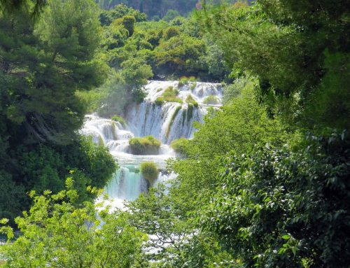 KRKA RIVER NP CYCLING & WALKING