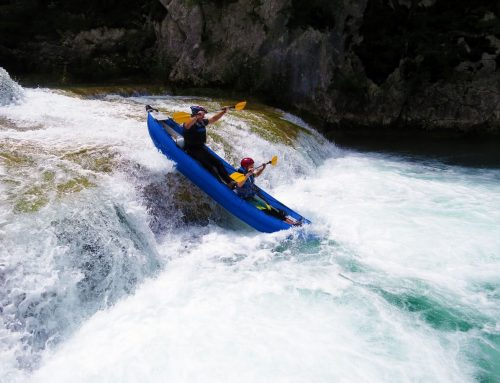 MREZNICA CANYON KAYAKING