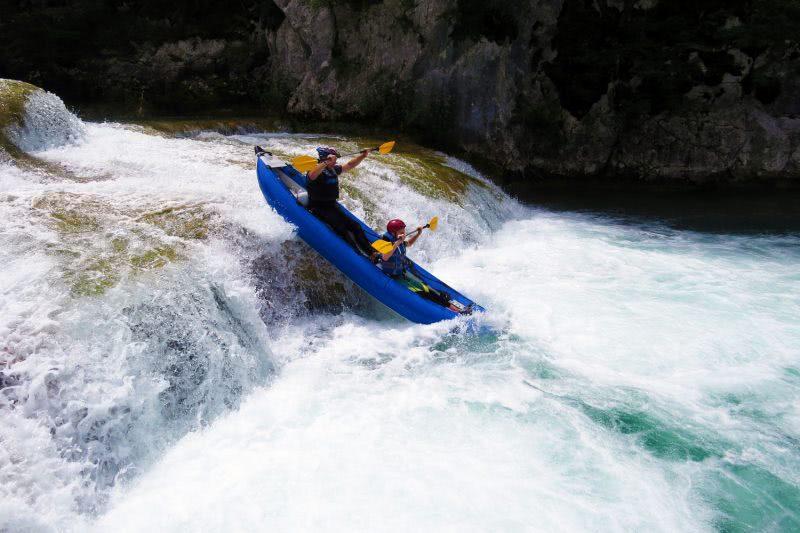 River Kayaking Plitvice