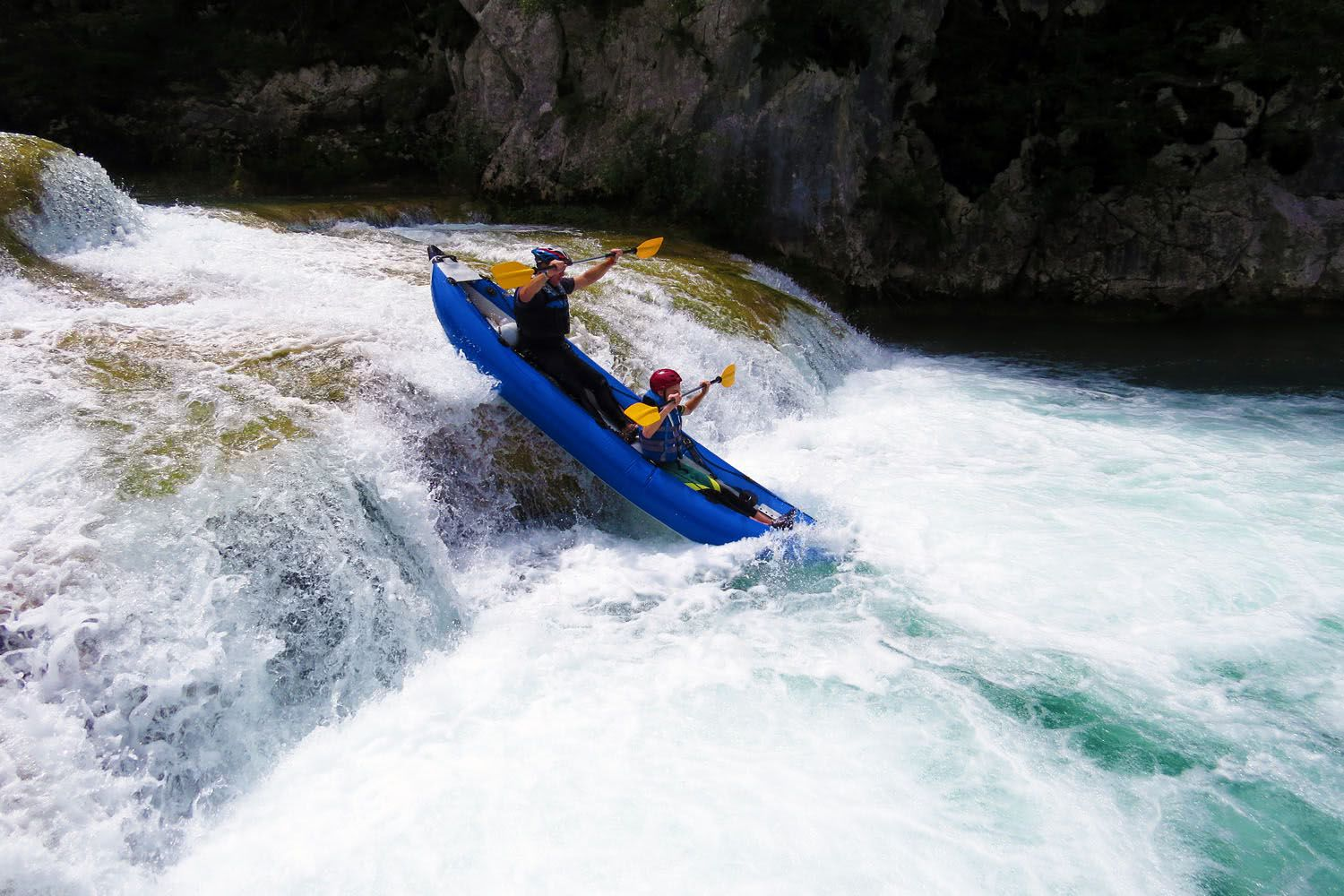 River Kayaking Plitvice