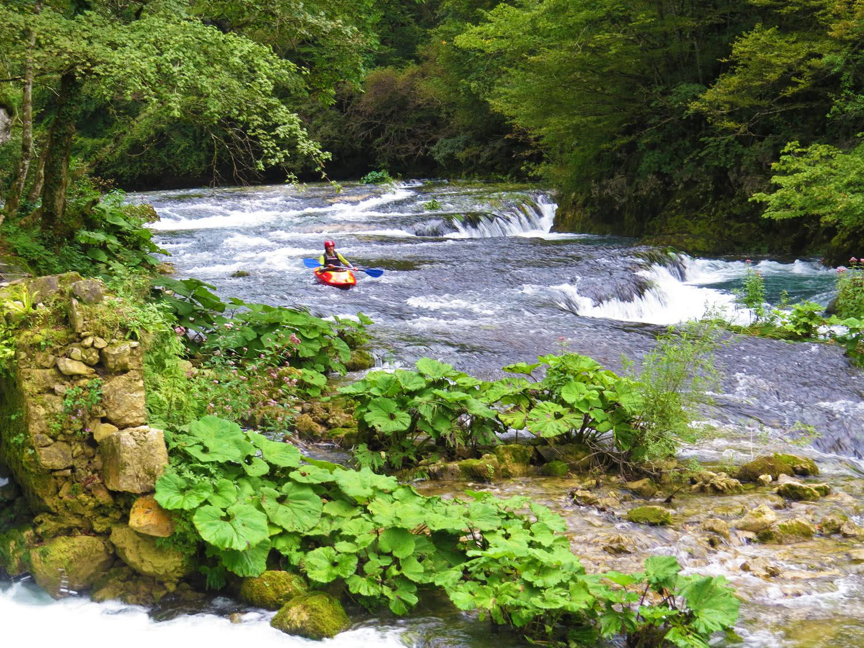 Kayak Croatia Mreznica River