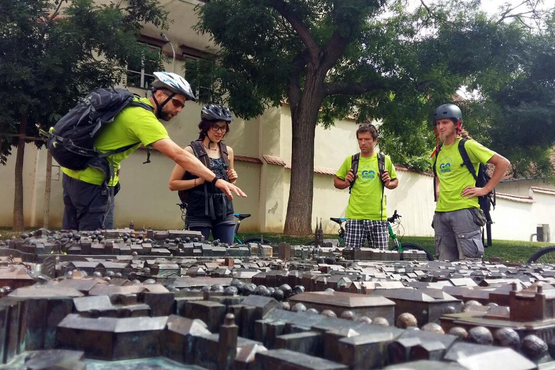 bike tour zagreb