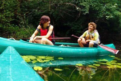 canoeing zagreb