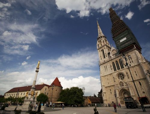 THINGS TO DO IN ZAGREB & SURROUNDINGS