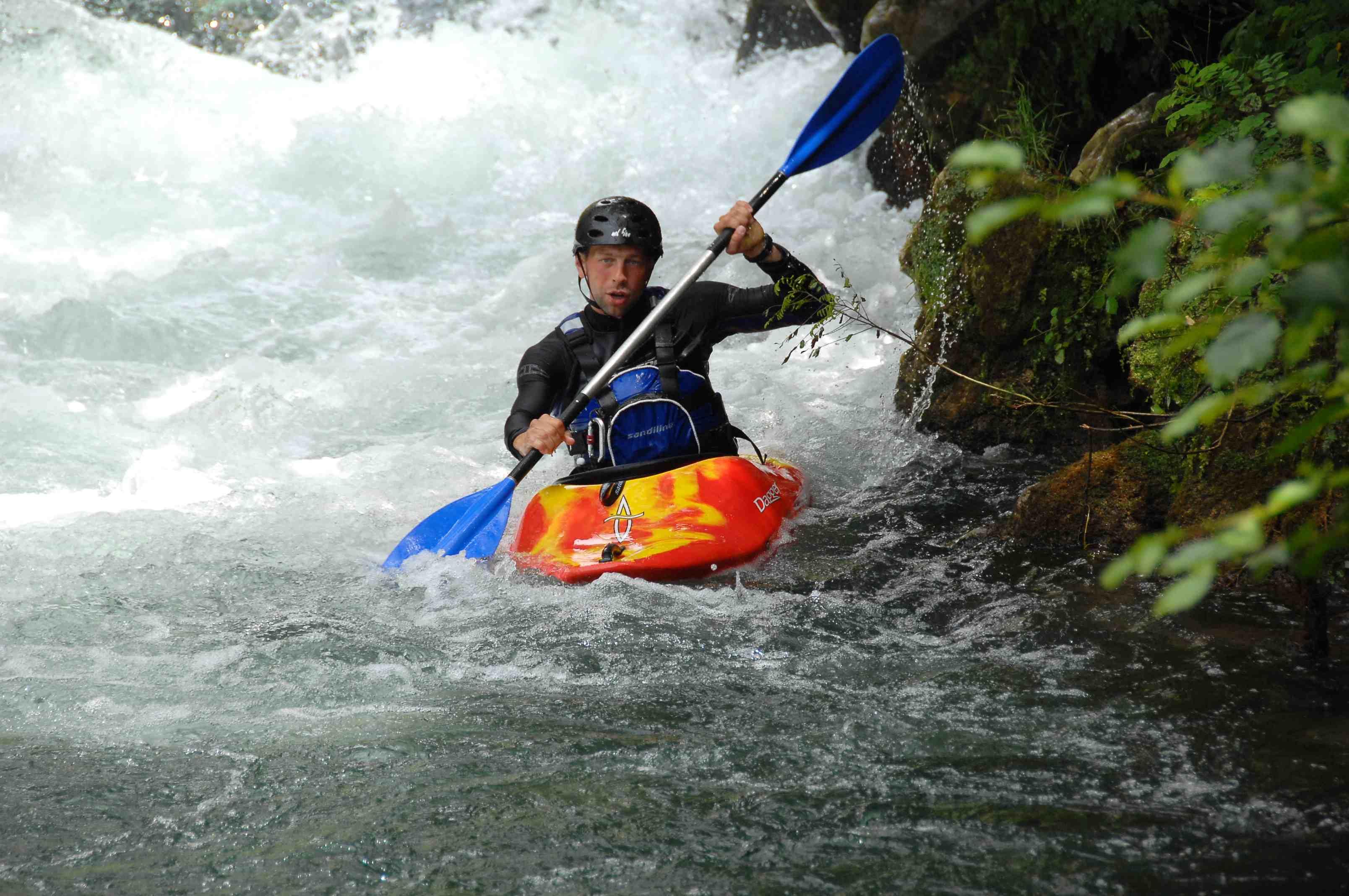 Balkan River Tour, Cetina River Kayaking