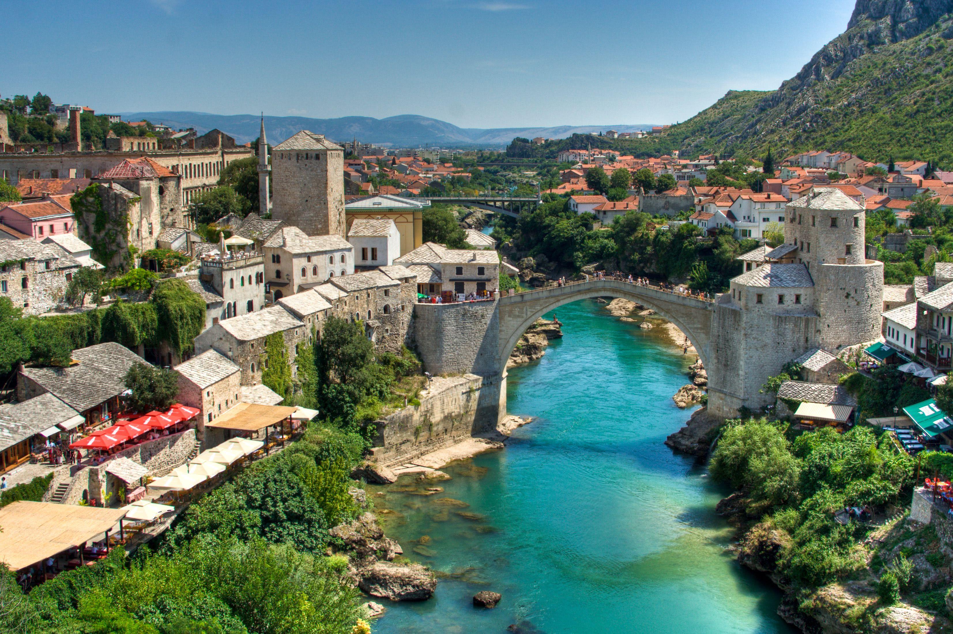 Balkan River Tour, Mostar