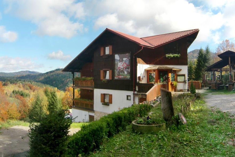 Croatia National Park Hiking Tour, Risnjak NP guesthouse