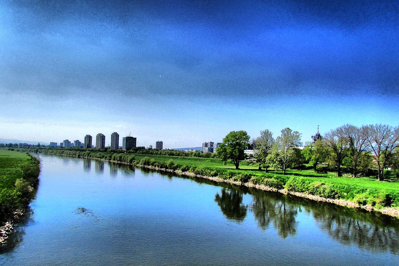 Sava River Kayaking Zagreb