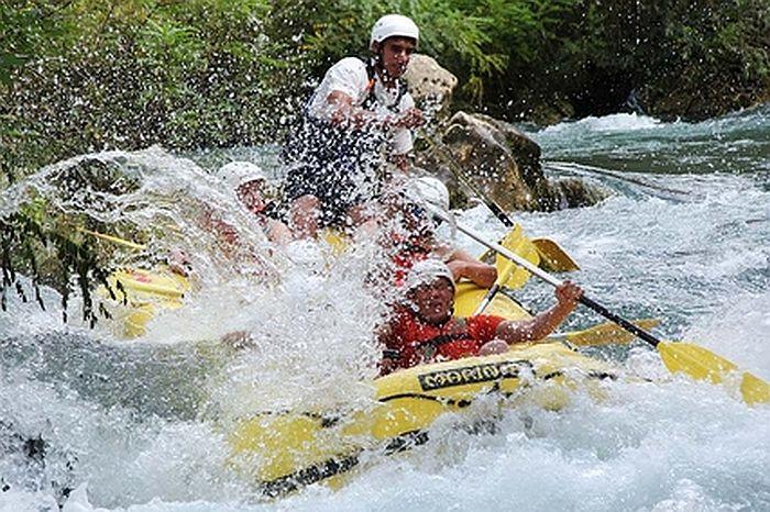 Cetina River Rafting Croatia