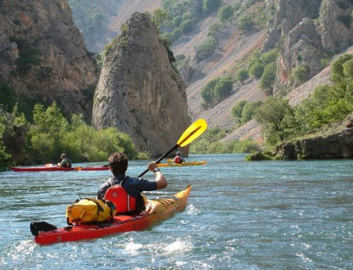 ZRMANJA RIVER KAYAKING/RAFTING – Tailor Made Adventures