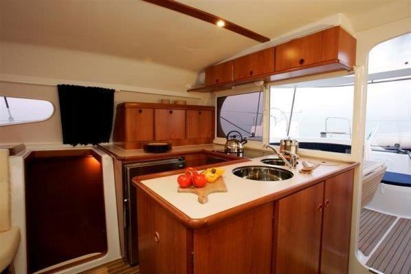 Adventure Sailing Trip Croatia, catamaran