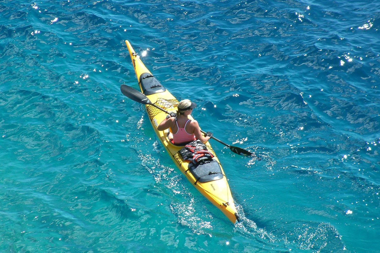 Adventure Sailing Trip Dubrovnik Croatia, Sea Kayaking