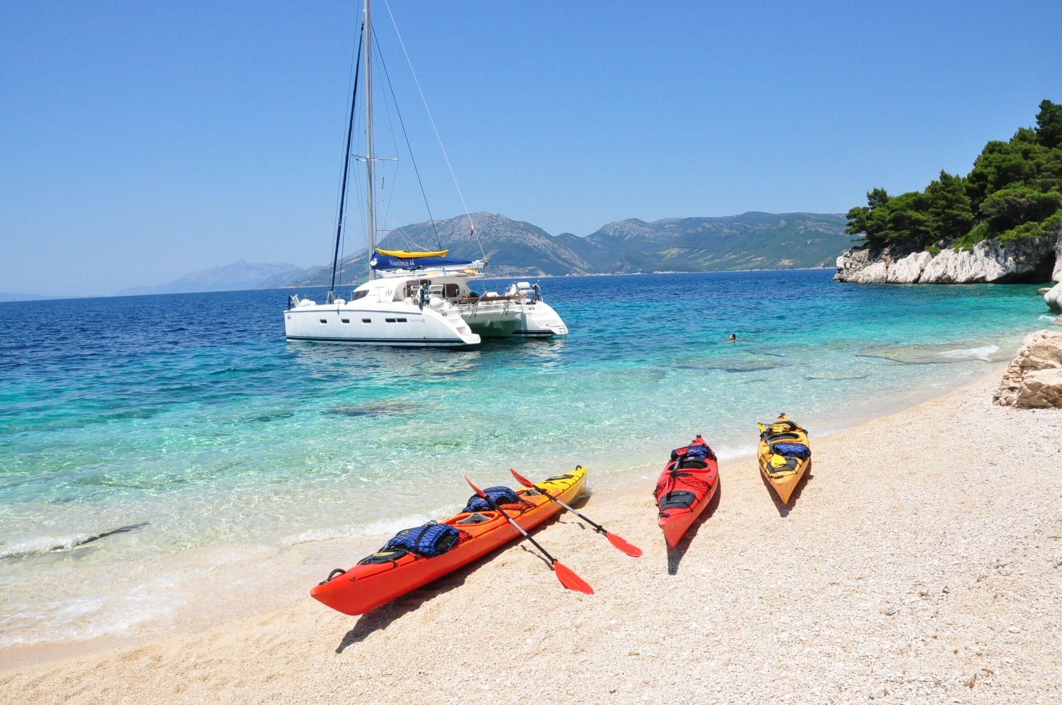 Adventure Sailing Trip Dubrovnik Croatia, Peljesac Peninsula