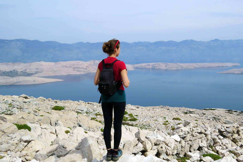 Hiking Tour Pag Island, Croatia