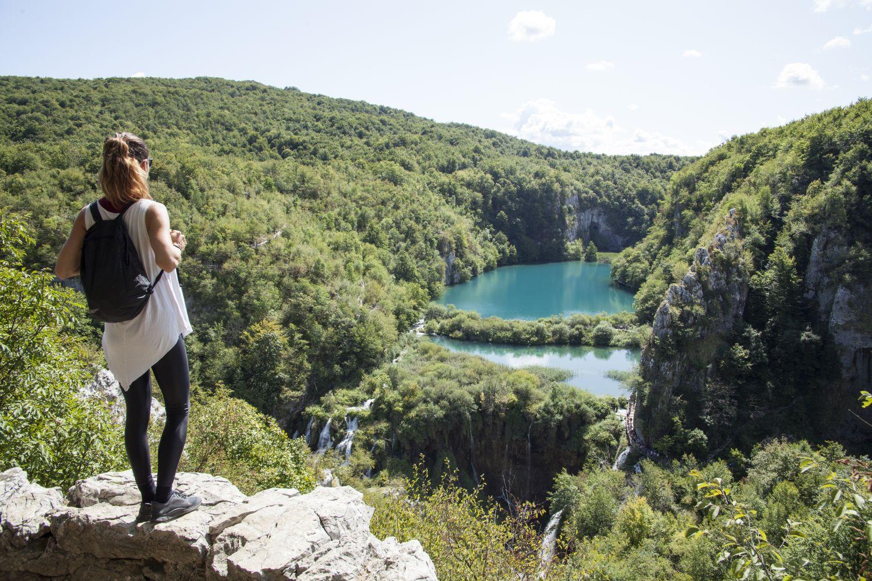 Plitvice Lakes Walking Tour, Croatia