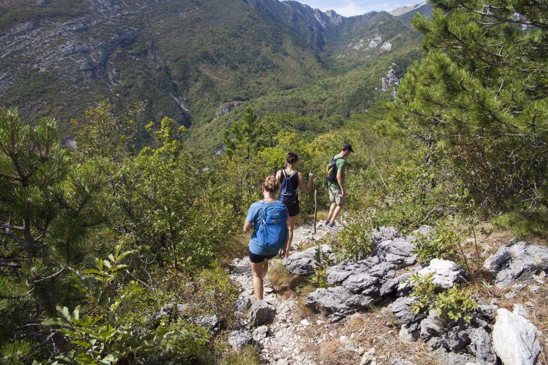 Croatia National Park Hiking Tour, Paklenica NP