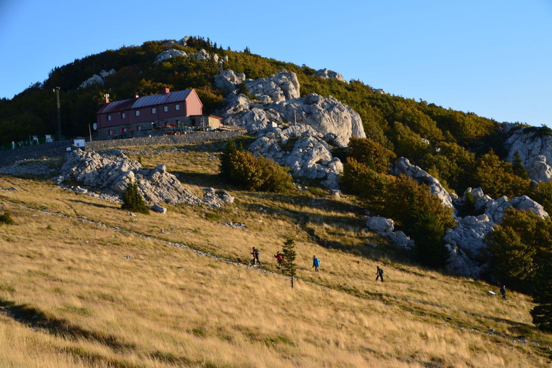 Hut to Hut Hiking Tour, Croatia, Zavizan Peak