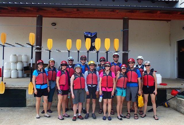 Zrmanja River Kayaking Rafting Trip, Croatia