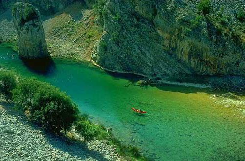 Zrmanja River Kayaking Trip, Croatia