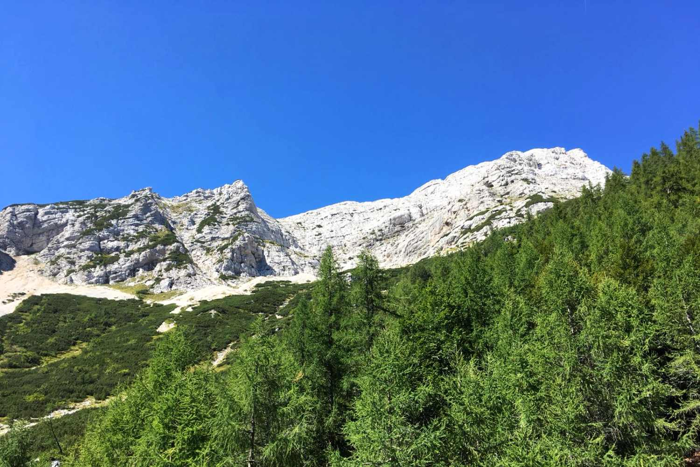 Slovenia Multisport Adventure, Hiking in the Alps