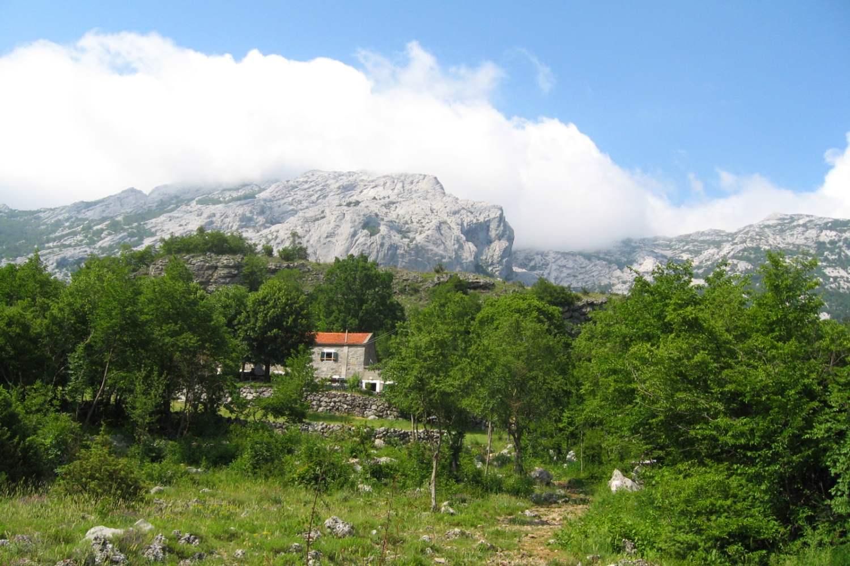 Paklenica NP Mountain Hut, Adventure Tours Croatia