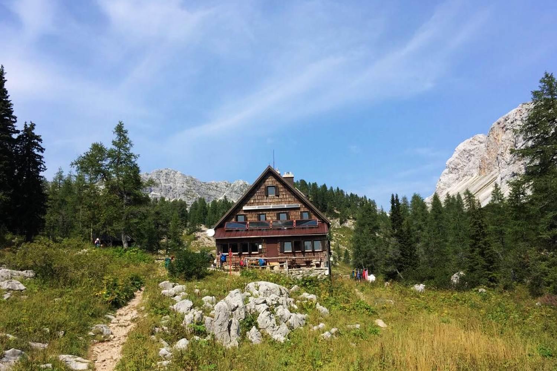 Slovenia Multisport Adventure, Triglav Lakes Hiking