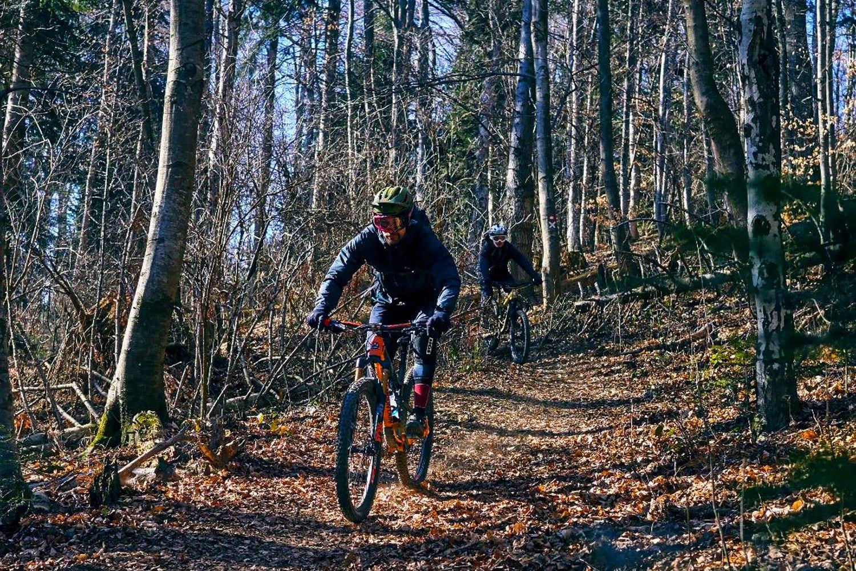 Enduro Mountain Biking, Zagreb