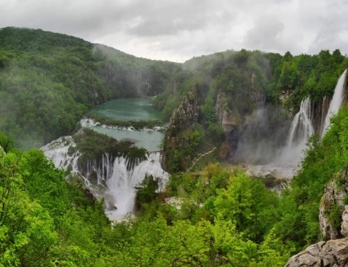 CROATIA NATIONAL PARK HIKING TOUR 11-18 May 2019