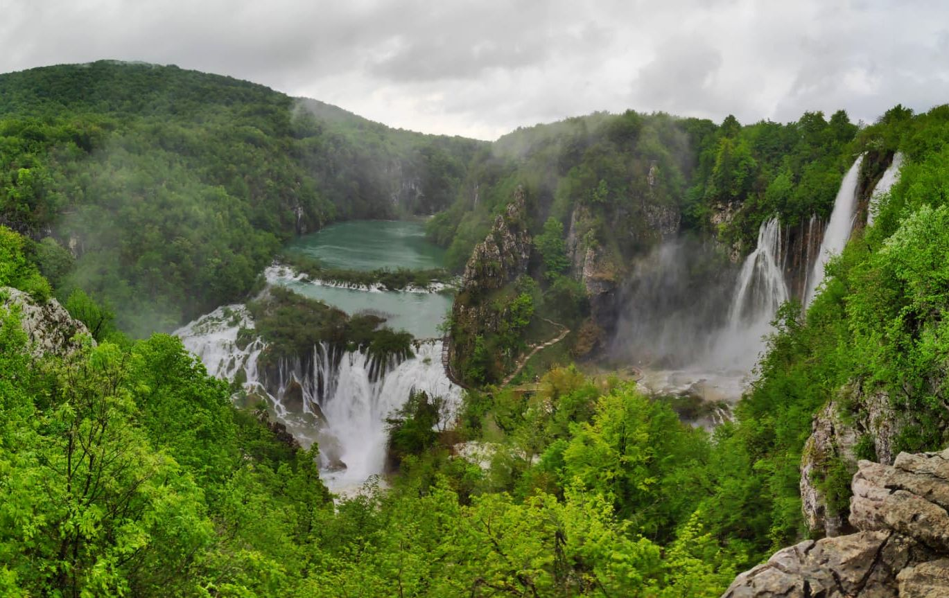 Croatia National Park Hiking Tour - Plitvice Lakes NP